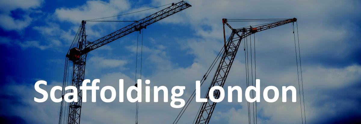scaffoldin london